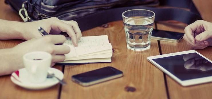Voor- en nadelen van papierloos vergaderen