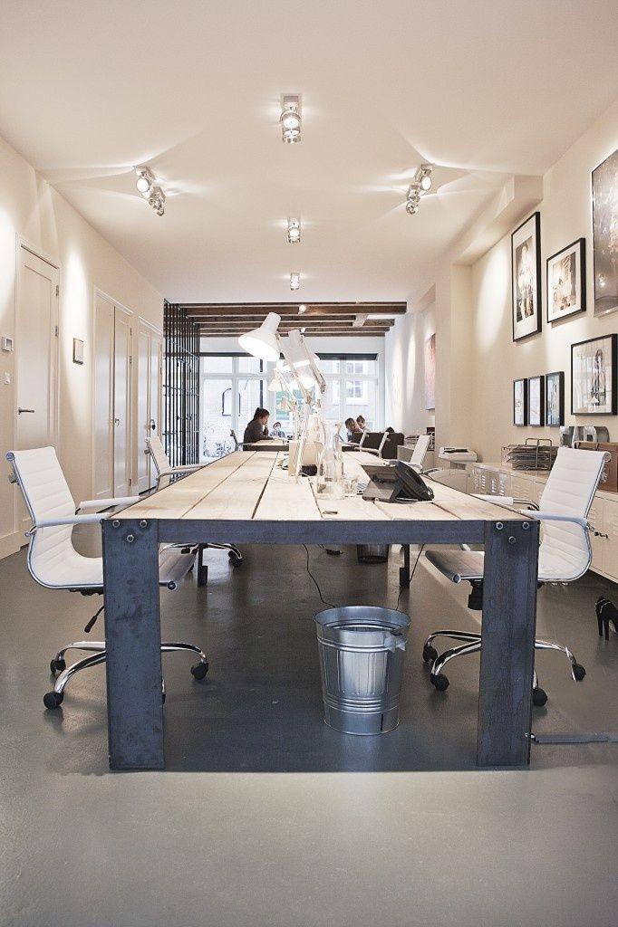 Gebruik led- en spaarlampen op kantoor