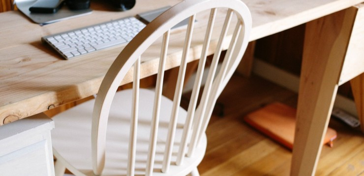 8 tips voor het inrichten van je thuiswerkplek