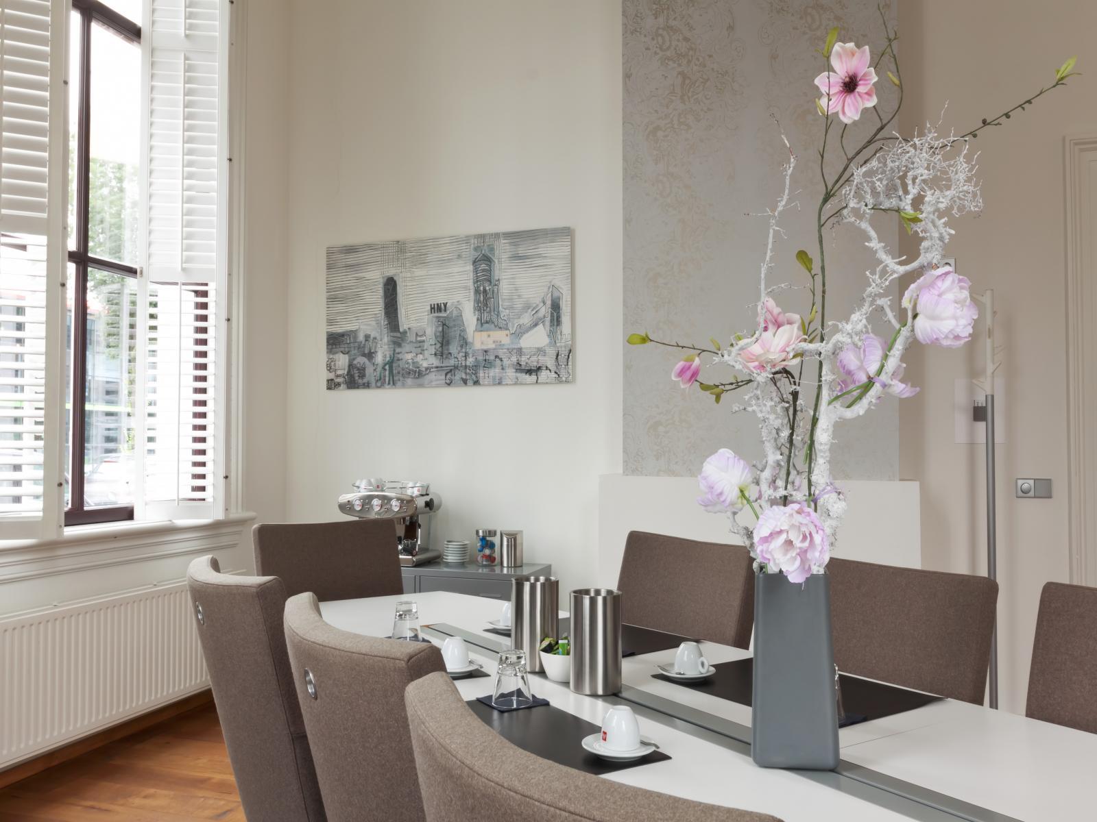 Suite Hotel Pincoffs in Rotterdam