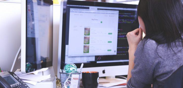 multifunctionele kantoorprinter werkvloer