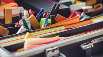 opbergen en terugvinden van documenten