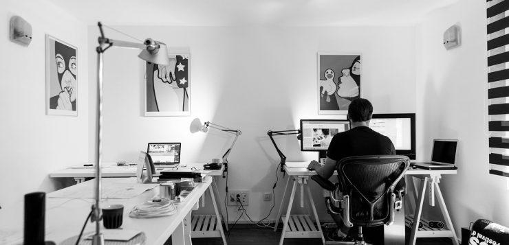 4 tips voor een ergonomische werkplek