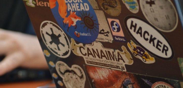 stickers als promotiemiddel