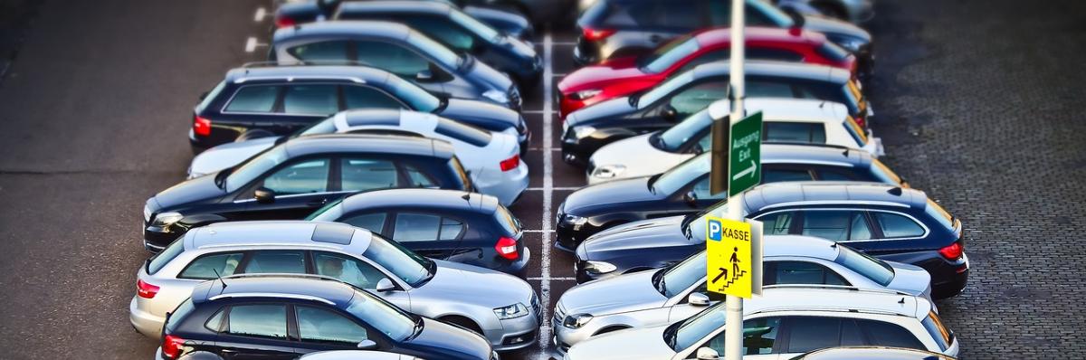 3 verschillende parkeerborden voor je bedrijf