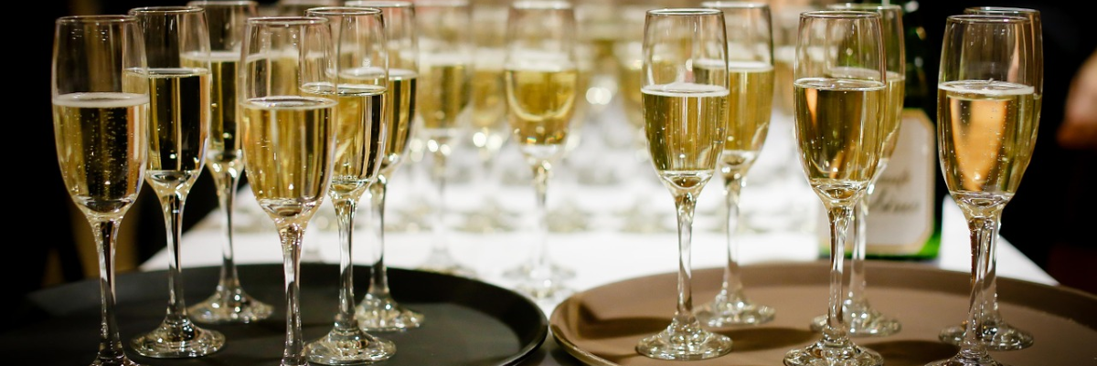 De top 4 lekkerste champagnes voor zakenrelaties en personeel