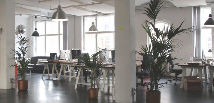 juiste kantoorvloer kiezen