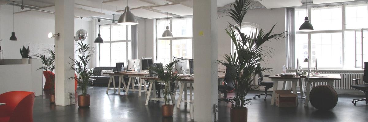 Geschikte vloeren voor op kantoor