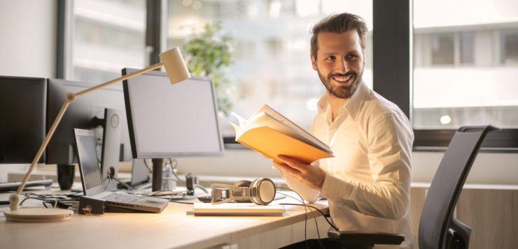 Een gietvloer op kantoor, wat zijn de voordelen?