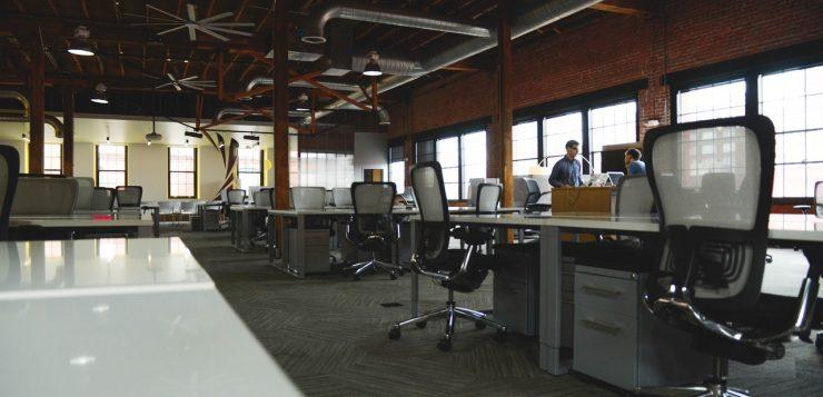 5 voordelen van een schoon kantoor