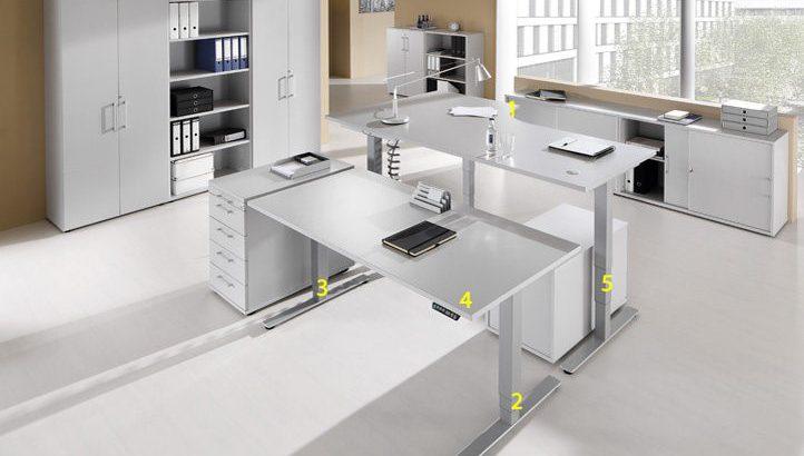 Een goede kantoorinrichting begint bij een efficiënt en gezond werkklimaat