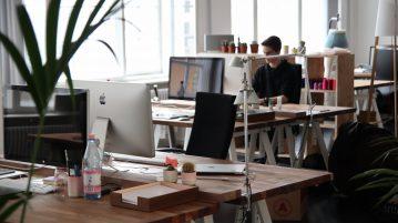 inrichting kantoorruimte inspiratie