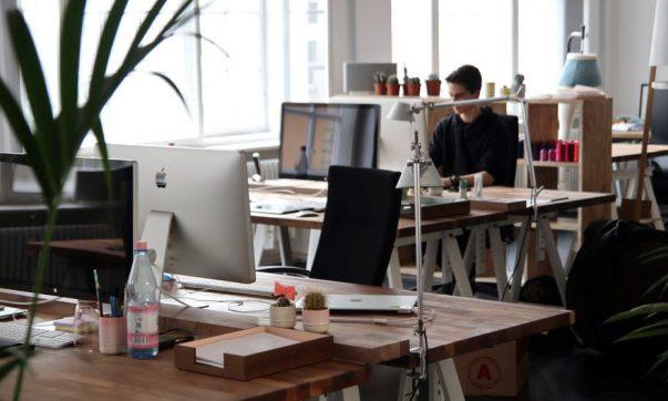 sfeer creëren op kantoor