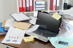 tips voor opgeruimde werkomgeving