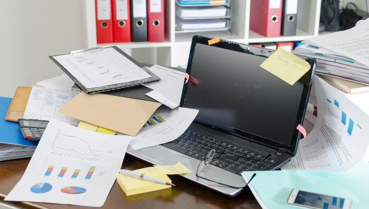 5 handige tips voor een opgeruimde werkomgeving