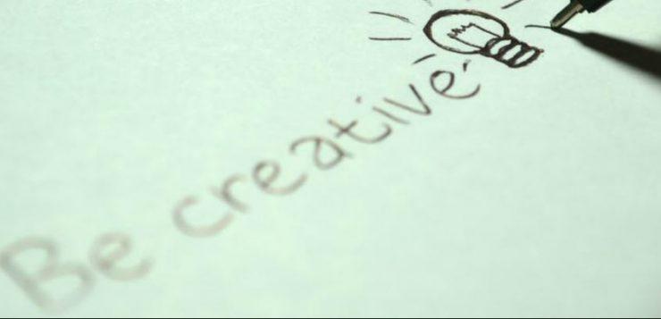creatieve en inspirerende werkomgeving