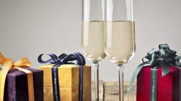 relatiegeschenk champagne