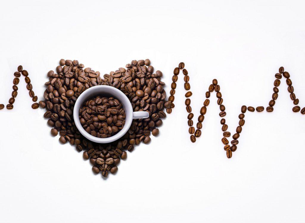 een goed begin door koffie