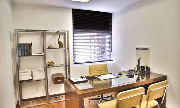 Klein kantoor inrichten