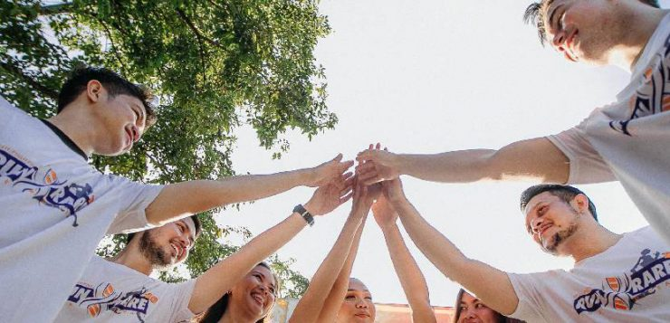2 tips voor een teambuilding training